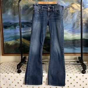 Silver suki blue jeans w29/l32